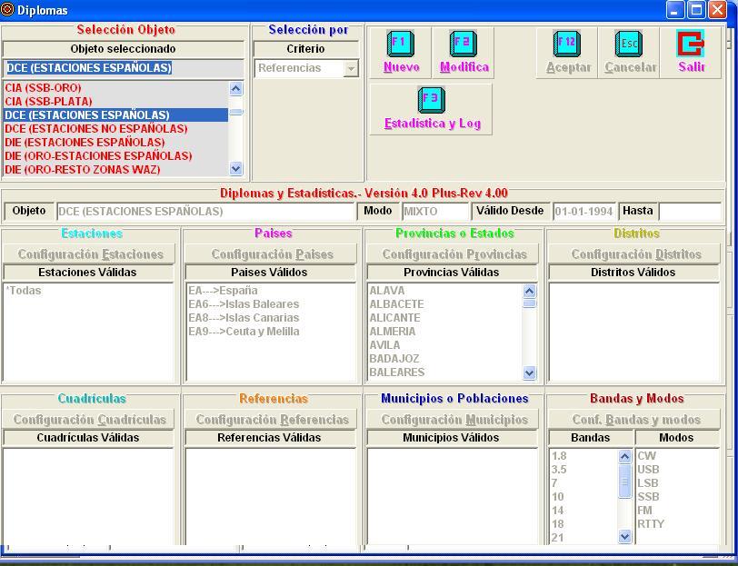 pantallaindividualizada de la configuracion de provincias validas